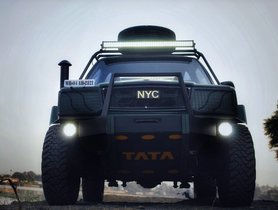 This Tata Sierra Features Major Updates, Looks Off-road-ready