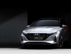 New-gen Hyundai i20 Official Sketches Released, Looks More Radical than Tata Altroz?