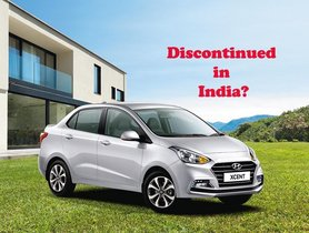 Hyundai Xcent Phased Out COMPLETELY