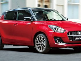Maruti Swift Facelift Could Launch By Year-end