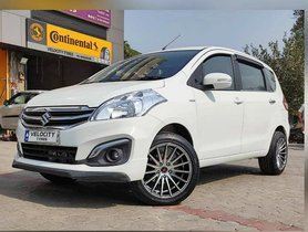 This Maruti Ertiga Gets Bigger 17-inch Mag Rims