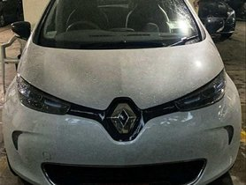 Renault Zoe EV Spotted in Chennai, India-bound?