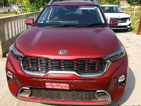 Kia Sonet Diesel Automatic Now Available SECOND-HAND