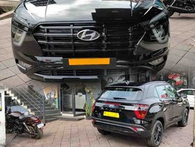 New Hyundai Creta 'Black Edition' is HERE