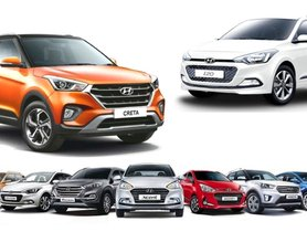 Hyundai Diwali 2020 Car Offers and Discounts - Santro to Elantra