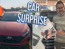 Vlogger Sells New Creta to Surprise Dad with 2020 Hyundai i20