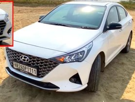 Old Hyundai Verna Transformed To New Model For Only Rs 1 Lakh