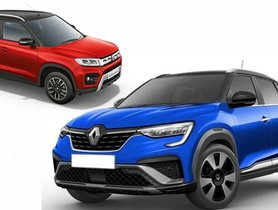 Renault Kiger Imagined Digitally, Could be MORE AFFORDABLE than Maruti Brezza