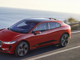 Order Book for Jaguar I-Pace EV NOW OPEN in India