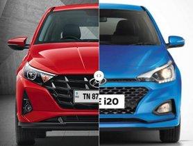 2021 Hyundai i20 vs Old Hyundai i20: An In-Depth Comparison
