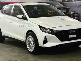 FIRST-EVER New Hyundai i20 with Aftermarket 17-inch Alloy Wheels