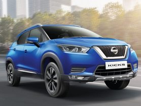 BS6 Nissan Kicks On Sale with GREAT DISCOUNTS