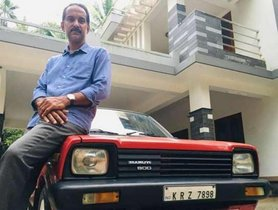 Son Gifts Father A Long-Lost Maruti 800 That Was Sold Many Years Ago