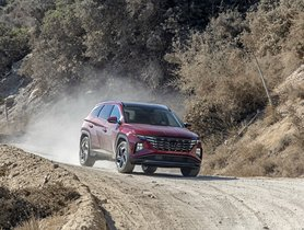All-new Hyundai Tucson Breaks Cover in States