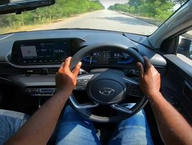 New Hyundai i20 Turbo Hits Top Speed of 167 Km/h in Real-World Testing