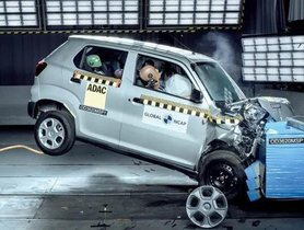 Maruti S-Presso Awarded ZERO from NCAP, Carmaker Reacts to 'Opinion of Self-proclaimed Party'