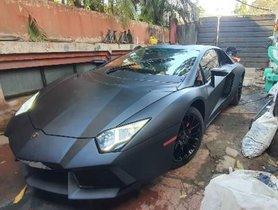 Honda Civic Modified To Lamborghini Aventador For Just Rs 10 Lakh