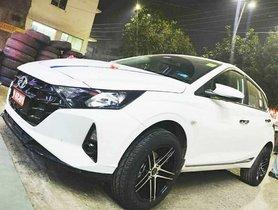 This New Hyundai i20 Gets Stylish-looking 16-inch Alloy Wheels