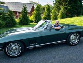 Cars of Joe Biden - From Studebaker to Chevrolet Corvette