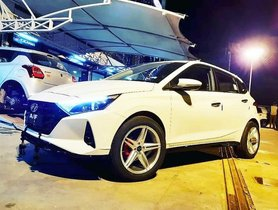 New Hyundai i20 With Swanky 17-inch Mags Looks RAD