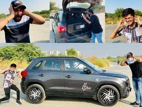 Is This Maruti Vitara Brezza The Loudest Car in India?
