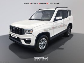 All-new Mahindra Scorpio To Be Launched In Q2, 2021
