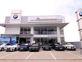 Complete List of BMW Showrooms in India