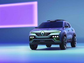 Renault Kiger Concept SUV Previews Nissan Magnite's Upcoming Cousin