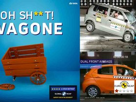 After Maruti S-Presso, Tata Motors Roasts WagonR to Promote Tiago