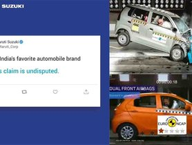 Maruti Suzuki Asserts Its NUMERO UNO Status After Tata Motors Roasts S-Presso And WagonR