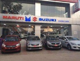 List of Maruti Car Showrooms in Jaipur