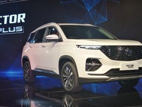 MG Hector, Hector Plus, ZS EV FINALLY On Sale With Discounts