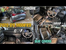All-New Hyundai i20 Magna Gets Fetching Modifications - VIDEO