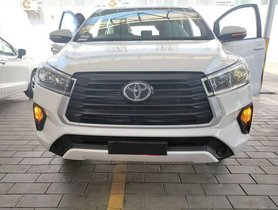 New Look Toyota Innova Crysta Reaches Dealerships, Prices to be Out VERY SOON
