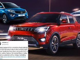 Mahindra XUV300 Customer Cancels Booking to Buy Tata Nexon Over A Safety Feature Many Ignore