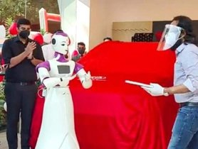 FIRST-EVER Kia Sonet To Be Delivered To Robot!