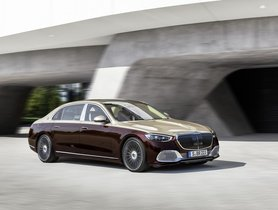 2021 Mercedes Mayback S580 Is The Most Luxurious, Fancy & Extravagant S-Class on Planet
