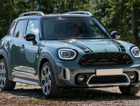 New Mini Countryman To Launch In 2023 With Electric Option