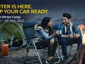 Renault India Announces Nationwide Winter Service Camp, Includes Discounted Spares, Service & Labour