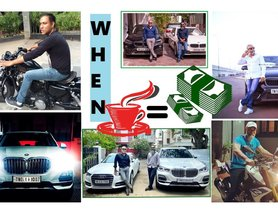 These 'Chaiwalas' Own BMW Cars and SUVs