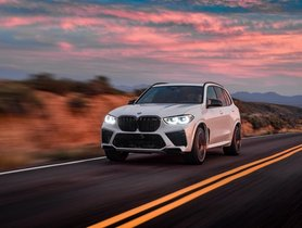 2020 BMW X5 M Competition Launched, Rivals Audi RS Q8