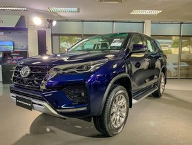 New Look Toyota Fortuner (Facelift) - 4 Major Changes You Should Know