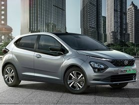 How About a Tata Altroz with Harrier-inspired Front Fascia?