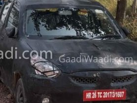 Here's The Clearest Ever Look at Next Generation Maruti Celerio