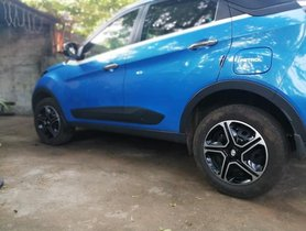 This Tata Nexon Gets 'Alloys' For Just Rs 200