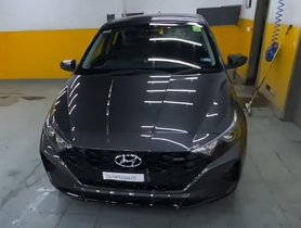 2020 Hyundai i20 Customised With Rear Seat Entertainment Pack