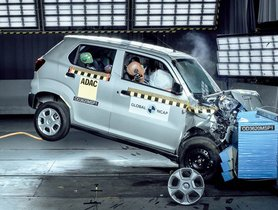 South Africa-spec Suzuki S-Presso Provides Better Safety Than Indian Model