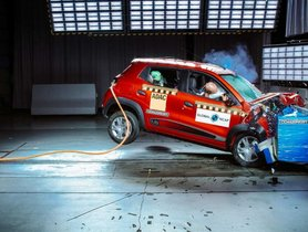 South African Renault Kwid Bags 2 Stars From NCAP, Safer Than Indian Kwid?