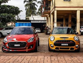 This Maruti Swift Goes Through A Tastefully Done Upgrade