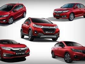 Honda December 2020 Car Offers & Discounts – Amaze to Civic